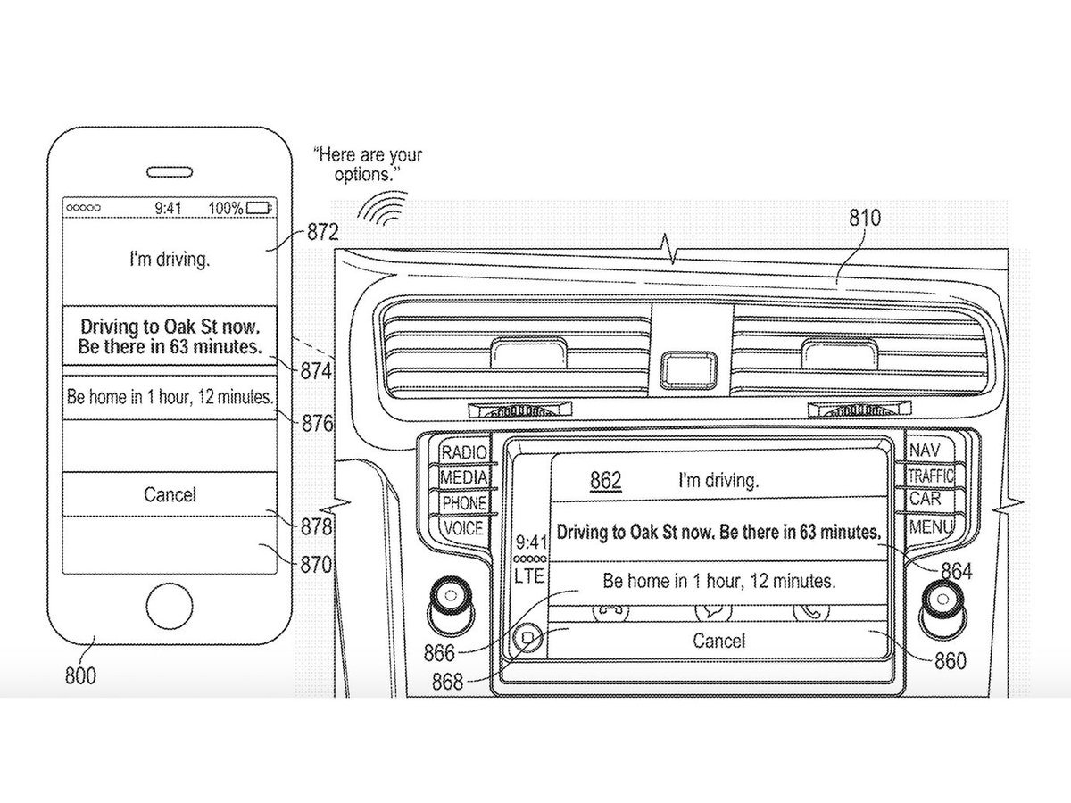 Apple patent shows Siri providing smart replies when you can't answer the phone https://t.co/qWnwSklrm0
