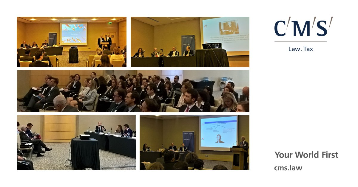 test Twitter Media - The 5th CMS Public Procurement Forum organized in Lisbon hosted over 80 participants from 20 jurisdictions and provided an excellent opportunity for professionals dealing with PP matters to discuss and exchange opinions on innovations and new trends in this area. https://t.co/emIMn5dUCZ