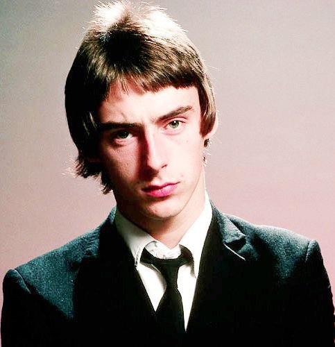Happy birthday today to Paul Weller....