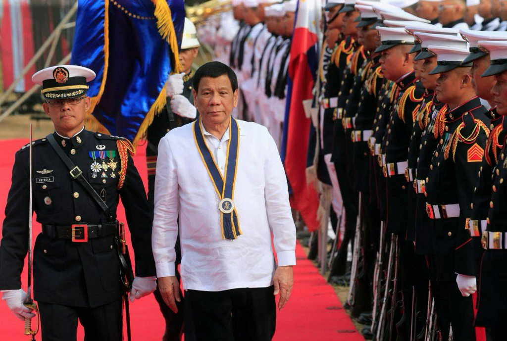 Philippines president to visit South Korea in June, South Korea says https://reut.rs/2LtcL39