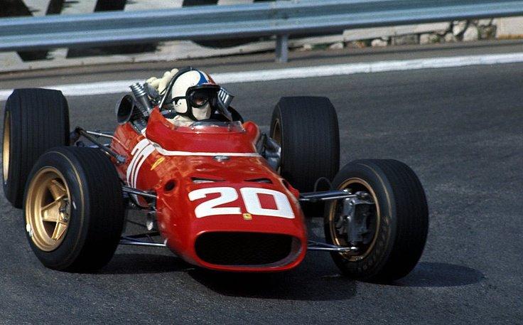 Monaco week now Open 68 Chris Amon