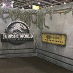 Are you attending @MCMComicCon this weekend?   Check out the #JurassicWorldFallenKingdom VR walkthrough experience our engineers have set up at @ExCeLLondon   @UniversalPics