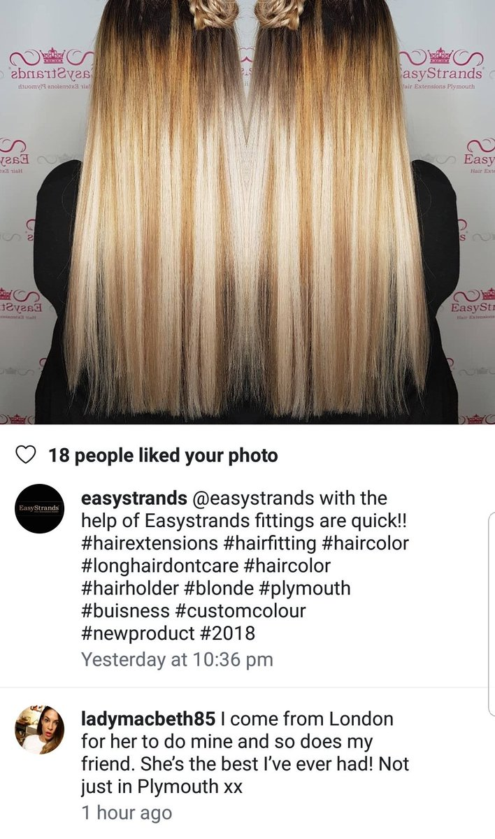 Hairextensionsspecialist Hashtag On Twitter