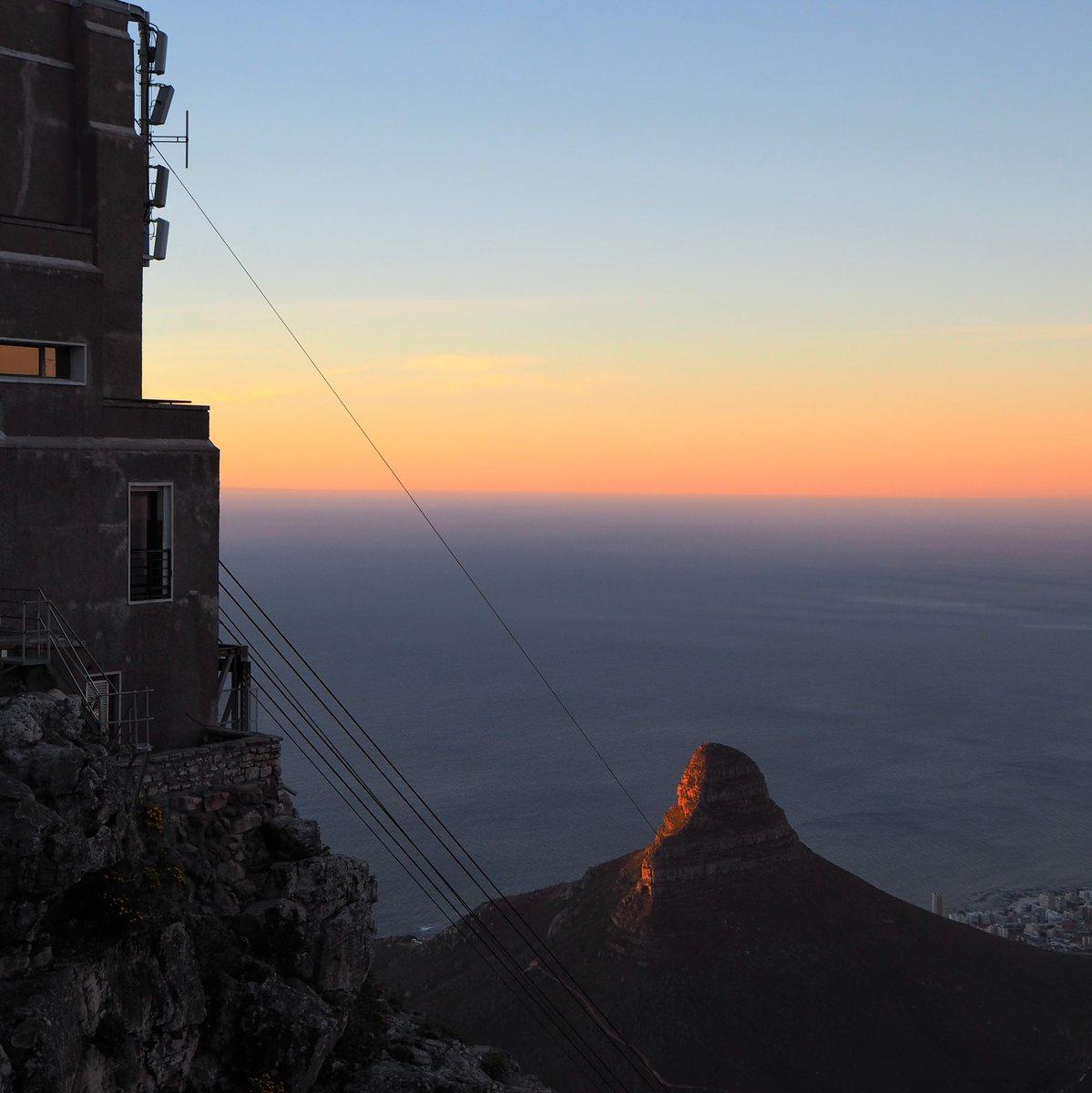 The Roaming Giraffe On Twitter Good Morning Capetown Hello