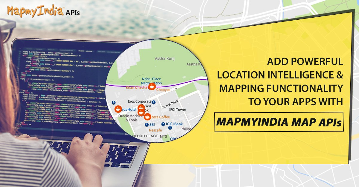 MapmyIndia on Twitter: