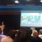Image for the Tweet beginning: Magnífica @MargaGim2015 en @ciberdem sobre