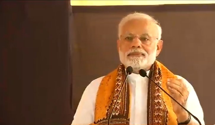 Gurudev's (Rabindranath Tagore) teachings are still respected globally; India and #Bangladesh can learn a lot from each other - we will inaugurate Bangladesh Bhawan shortly: PM Narendra Modi