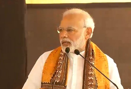 Gurudev (Rabindranath Tagore) will always be remembered as a global citizen: PM  Narendra Modi