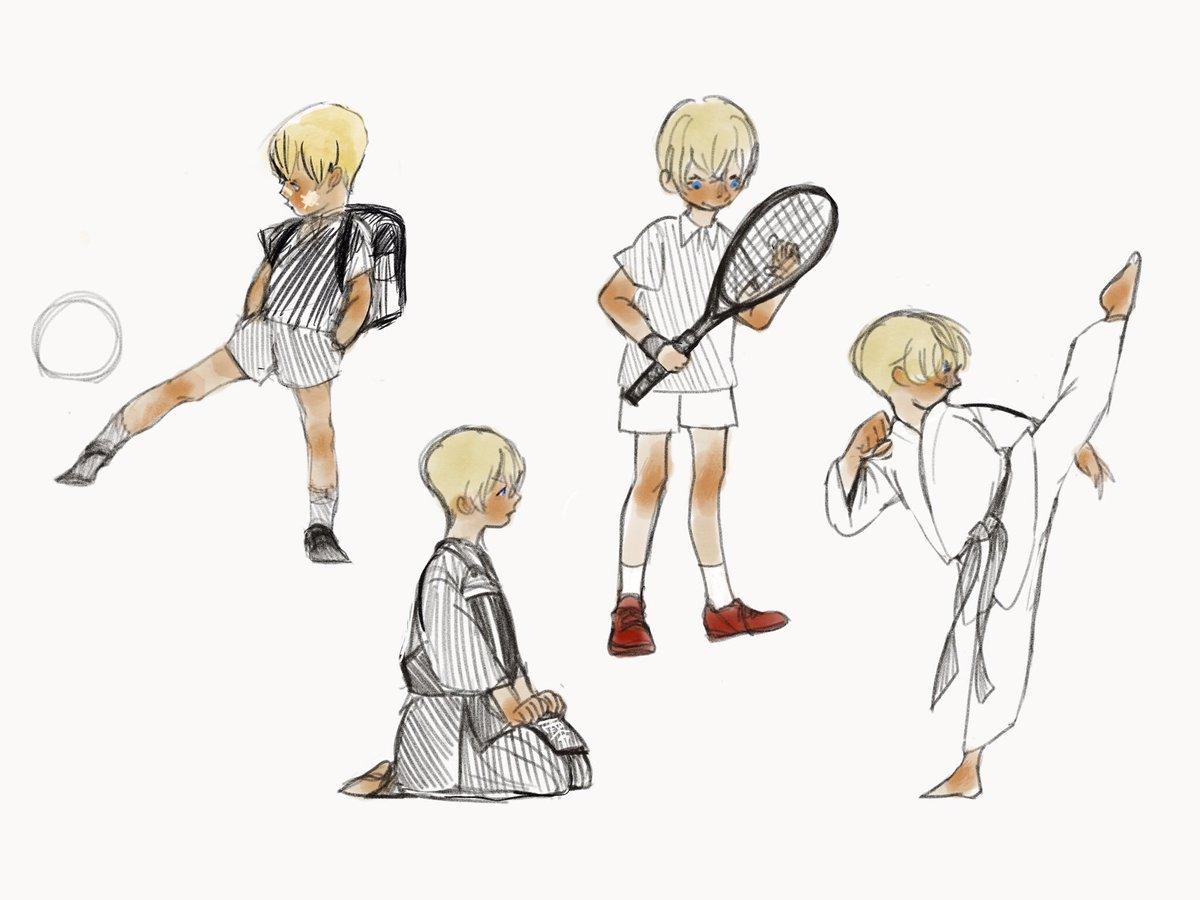 降谷零の少年時代めちゃくちゃ気になる…スポーツなんでもできそう