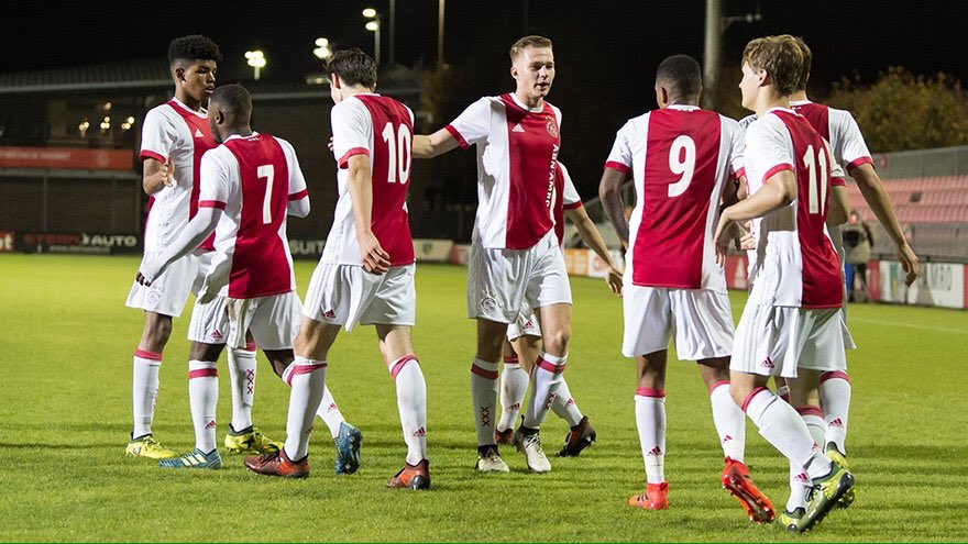 "Ajax Youth Academy on Twitter: ""🗓 FIXTURES 26.05: FC Utrecht U19 v Ajax  U19 Ajax U17 v PSV U17 (Nike Cup, Semi-Final) Ajax U16 v Vitesse U16 Ajax  U15 v Sparta R'dam"