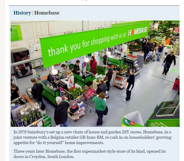 Jon yeomans on twitter homebase sold for a quid heres our story homebase sold for a quid heres our story complete with potted history marks its fourth sale in 18 years solutioingenieria Gallery
