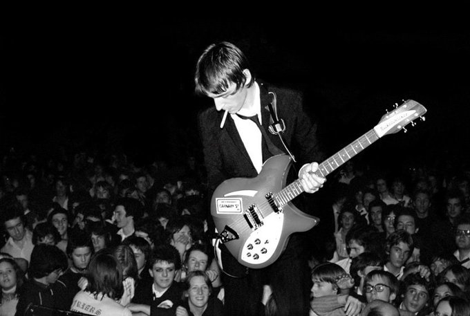 Happy 60th Birthday to Mr Paul Weller ...The Changing Man