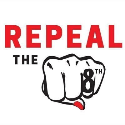 Huge love and support to Ireland today. #repealthe8th