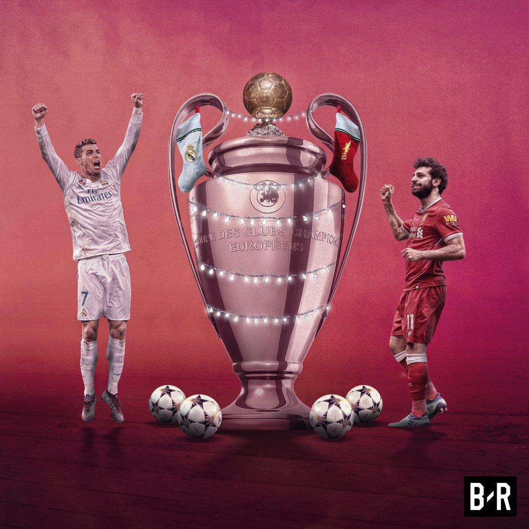 Happy Champions League Final Eve! 🎄