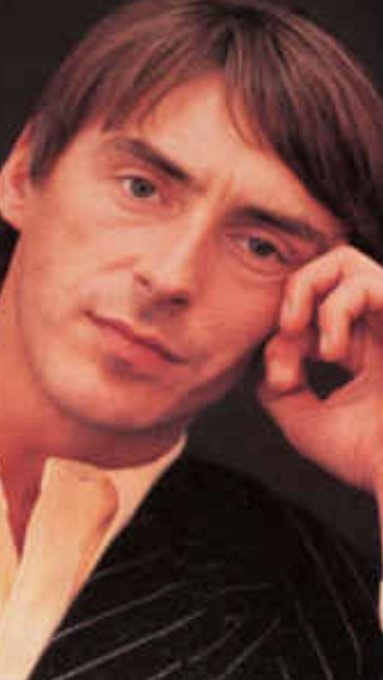 Happy 60th birthday to a hero of mine ....Paul Weller