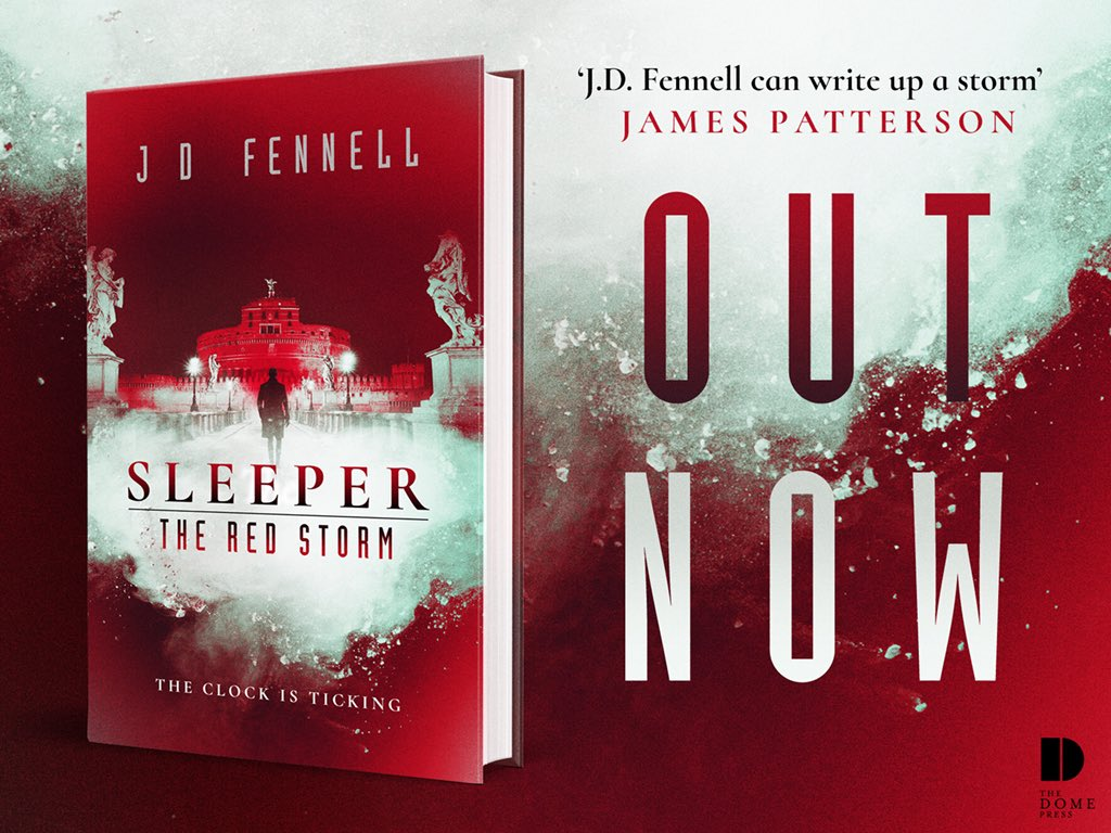 Jd Fennell على تويتر The Red Storm Is Here Available
