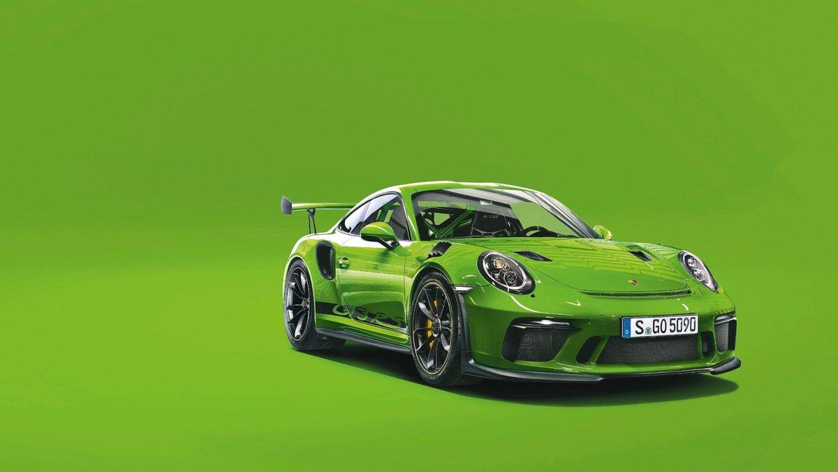 Porsche Newsroom's photo on Cars