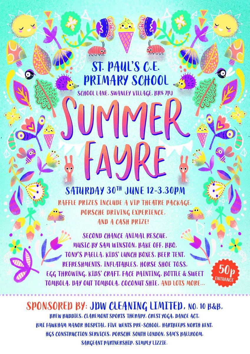 St Paul's CoE Primary School on Twitter: