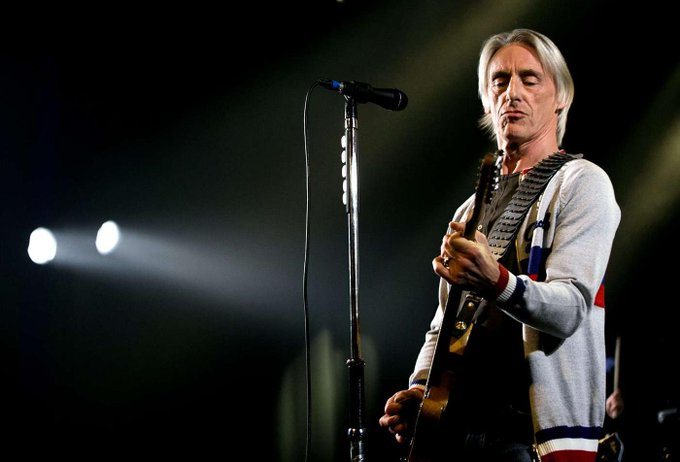 Happy birthday to the Modfather, the legend, the icon. Mr Paul Weller
