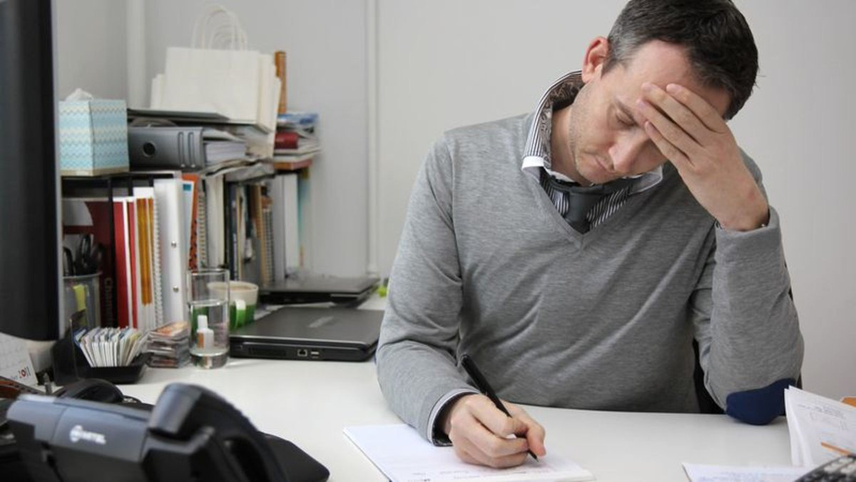 All Of Area Man's Hard Work Finally Pays Off For Employer https://t.co/FtlVeFxQXm