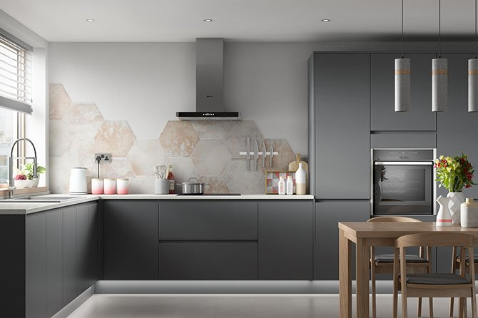 Benchmarx Kitchens Joinery On Twitter The Bold Tone Of Our New Soho Matt Carbon Colourway Brings Intensity To Our Soho Family It Delivers A Soft Super Matt Tactile Finish To Minimise