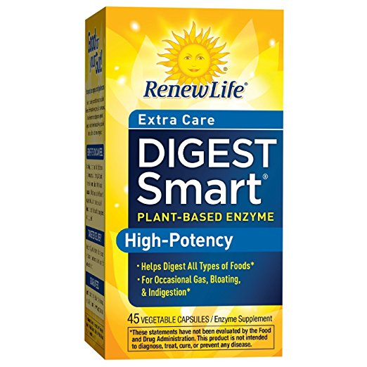 DYK? @RenewLife Digest Smart Enzyme is a broad-spectrum digestive enzyme is formulated with 25 plant-based, raw enzymes to help break down protein, carbohydrates, fats, and fiber #AD  https:// bit.ly/2r8KGos  &nbsp;    #BeingHumanTakesGuts #themoreyouknow<br>http://pic.twitter.com/SQ7QWxsSlx