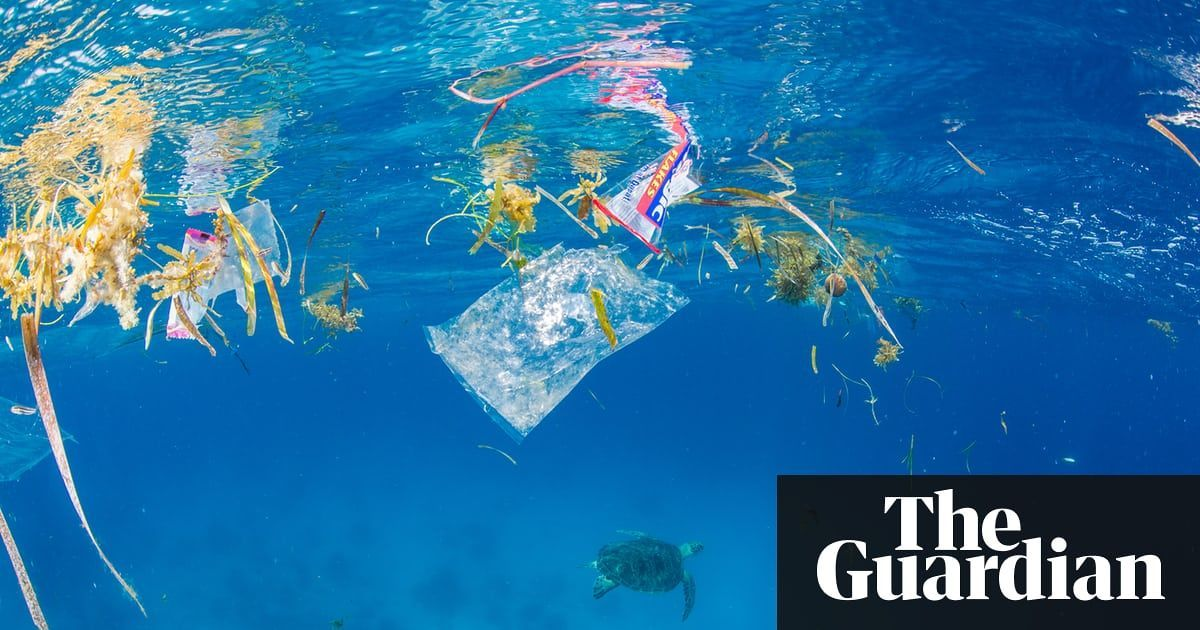 Point Nemo is the most remote oceanic spot – yet it's still awash with #plastic  The area is so far flung that the nearest humans are often those aboard the International Space Station. But even that hasn't saved it from the scourge of #microplastics!  https:// buff.ly/2Lcex8L  &nbsp;  <br>http://pic.twitter.com/IznFTrJbaC