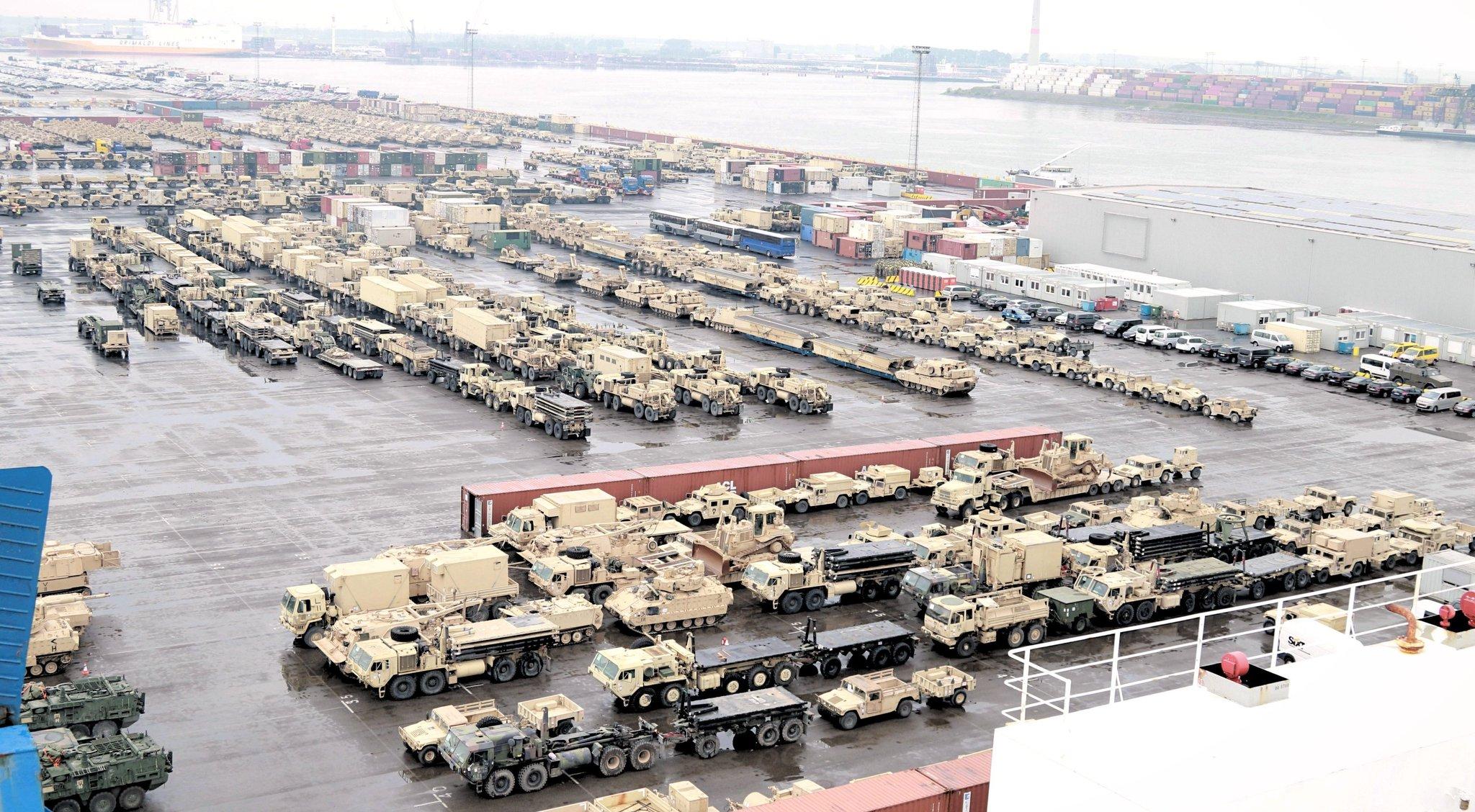 Мнение: Америка готовится к войне? (окончание)