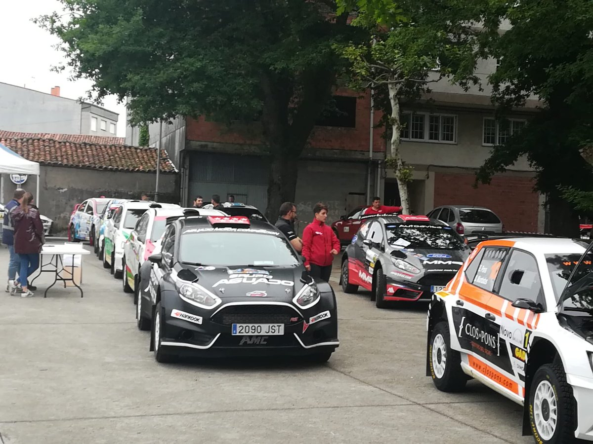 CERT: Rallye Terra da Auga - Comarca de Arzúa [25-26 Mayo] - Página 2 DeCAjMXXkAAicjo