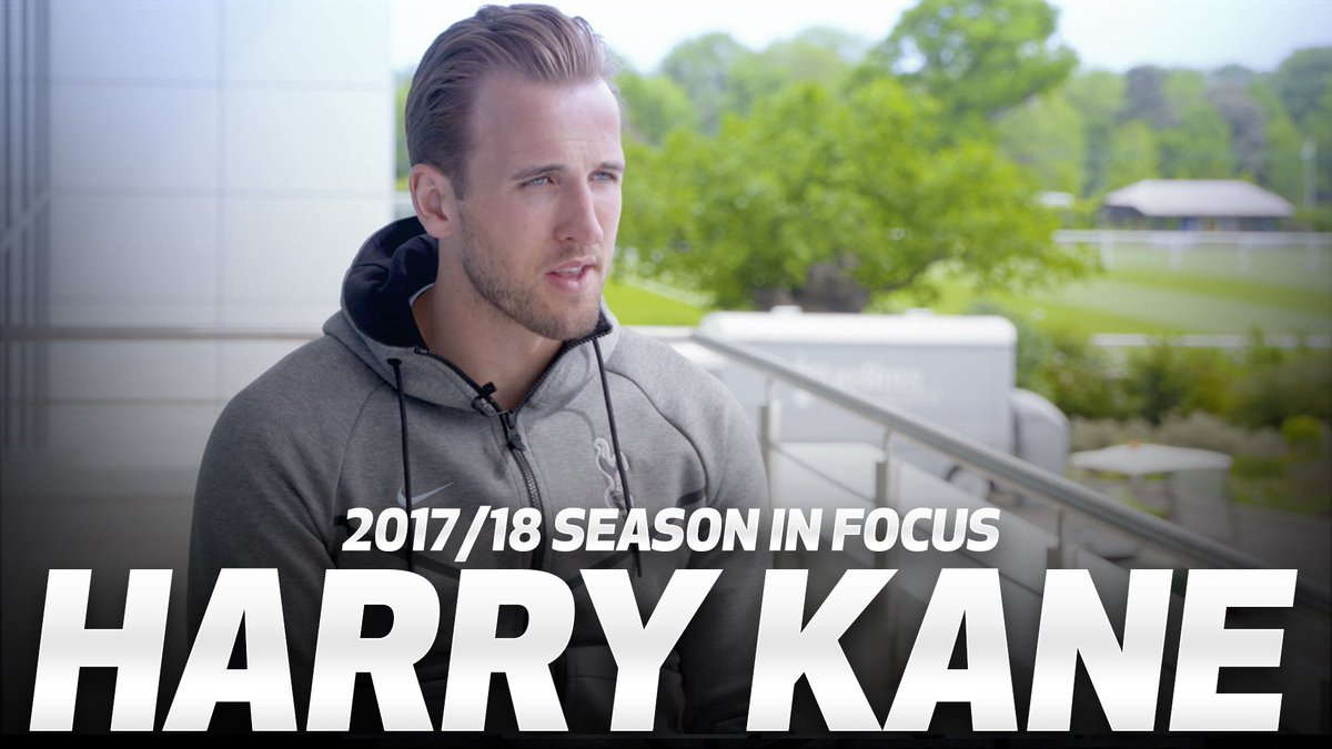 """🗣️ @HKane on breaking records: """"Its been another good year for me.   📽️ Season In Focus: @HKane 🏴  FULL VIDEO ⏯️ spurs.to/InFocusKane  #COYS"""