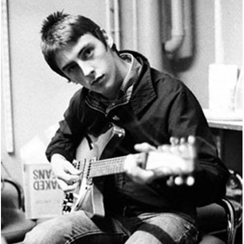 Happy Birthday to The Modfather Paul Weller!