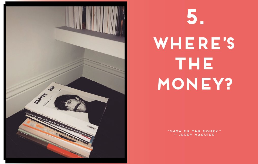 The magazine blueprint on twitter where is the money one of the where is the money one of the most important and often overlooked parts of making a magazine is finances we go deep and figure out how much you need in malvernweather Image collections