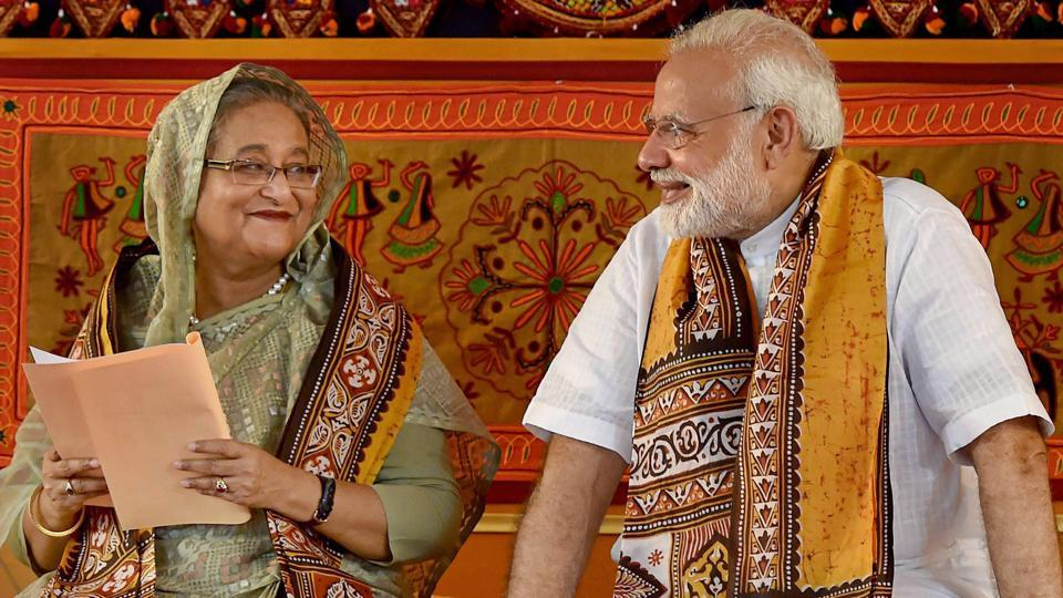 Keep up pressure on Myanmar to take back Rohingyas, says Sheikh Hasina at event with PM Narendra Modi https://t.co/SX6n37Qyj9