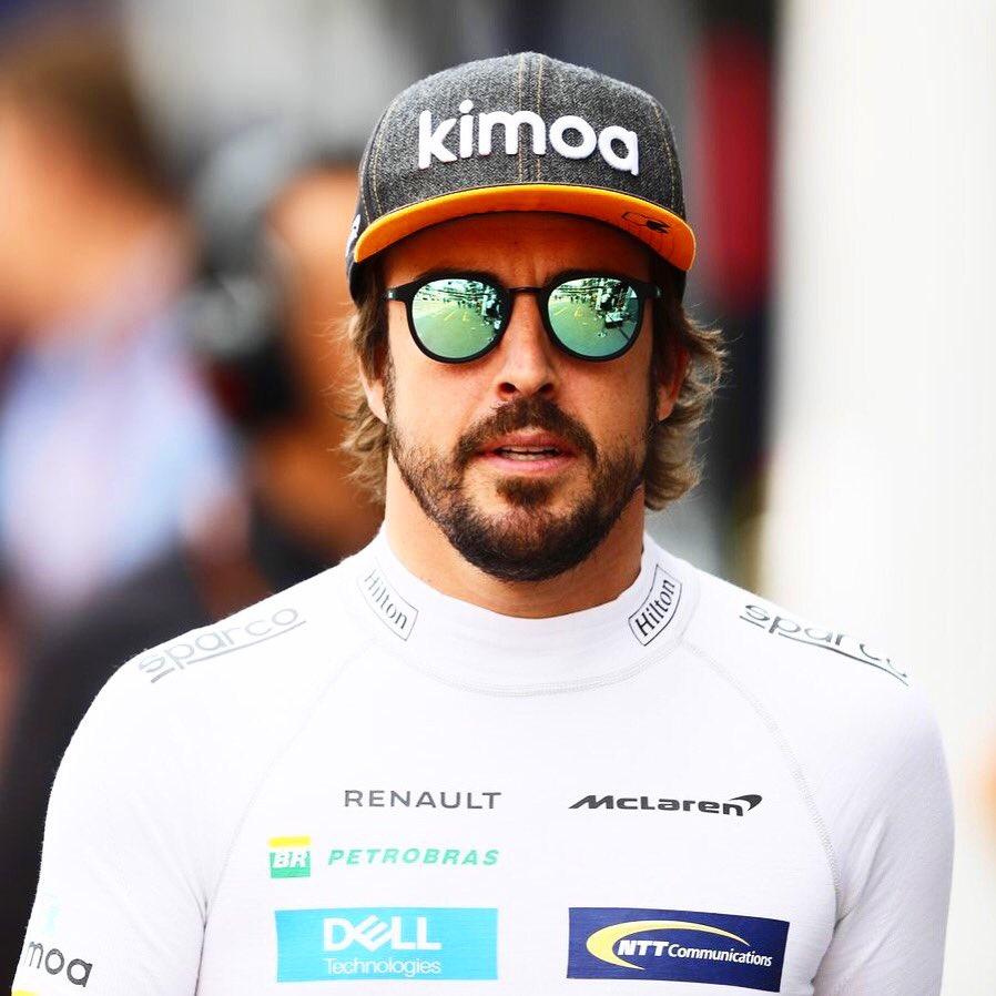 Fernando Alonso's photo on Celebrities