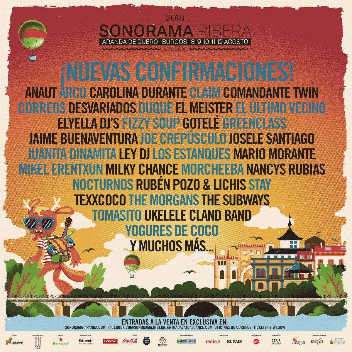 Sonorama 2019 - Página 9 DeCLKARXcAAbBlu
