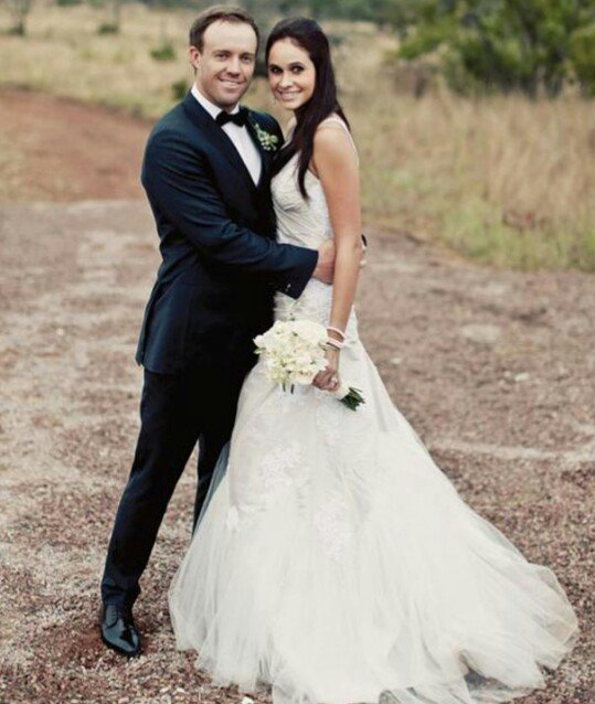 Marital Status Married With Danielle De Villiers Social Worker Marriage Date 30 March 2017 Children Sons Abraham Born In