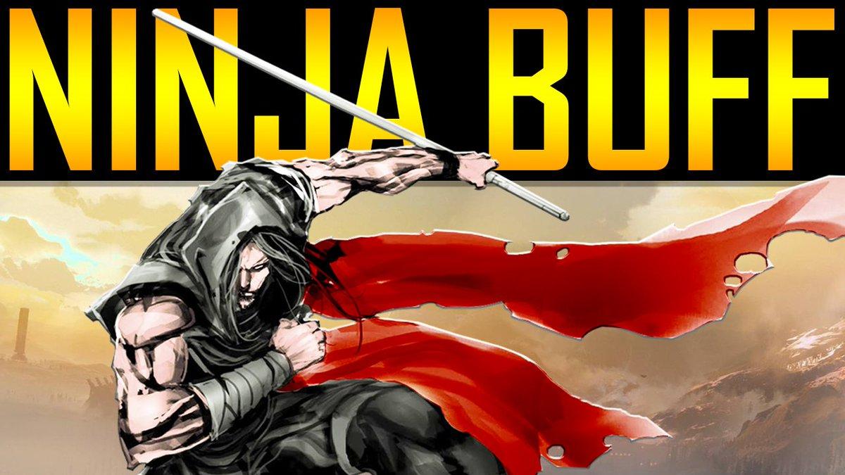 destiny 2 ninja