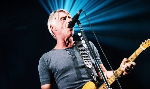 Happy 60th Birthday to Paul Weller!