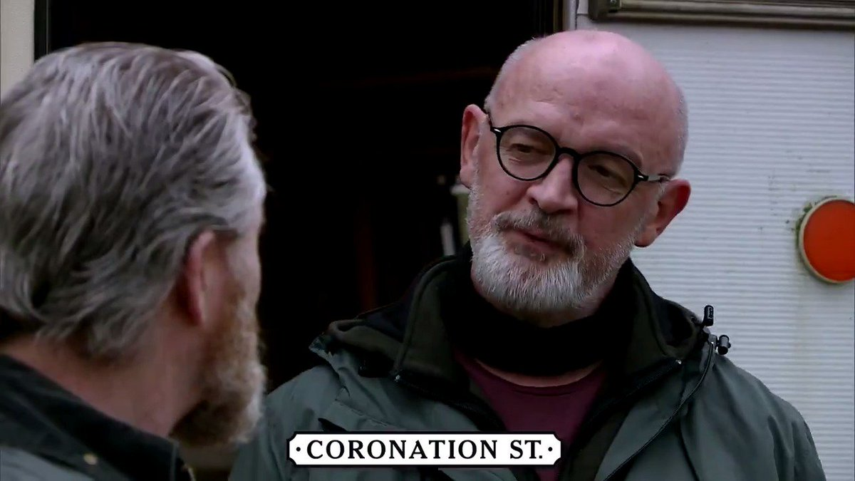 Coronation Street's photo on Phelan