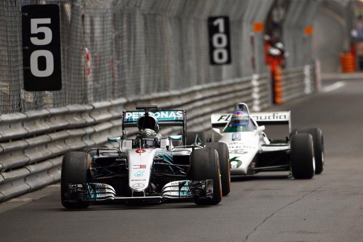 Nico Rosberg's photo on Top-Atheletes
