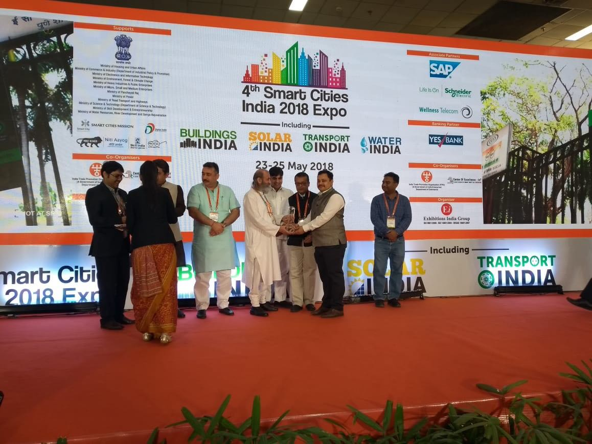 Smart Pune V Twitter Another Feather On The Cap Of Pune Smart City
