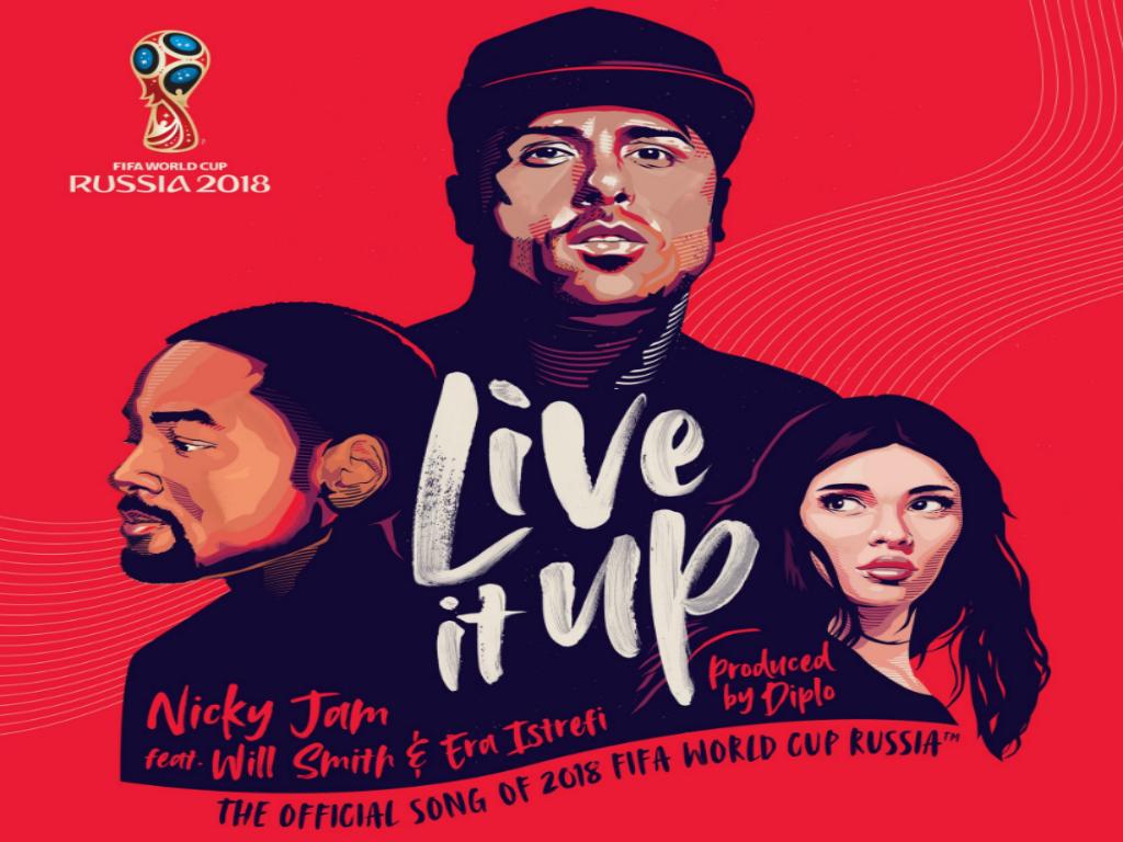«Live it up»: oiça a música oficial do Mundial 2018 https://t.co/DqDuOU0YeC