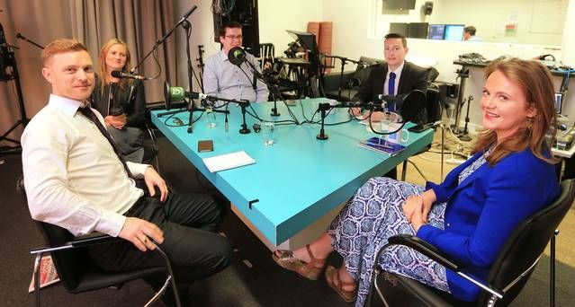 #LISTEN: Floating Voter debates the Eighth with McGuirk and Noone - 'Young men could rebel against Yes'  #8thRef https://t.co/dzrZzpGWQp