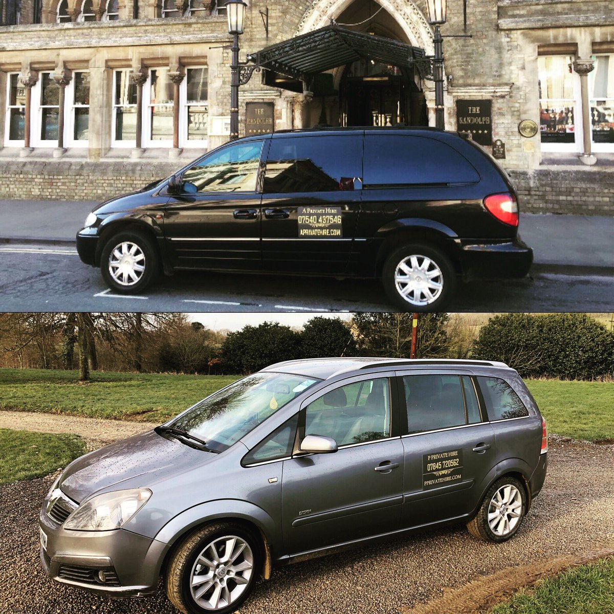 6 Passenger Vehicles >> A Private Hire On Twitter We Have 2 X 6 Passenger