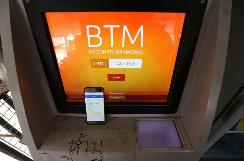 bitcoin atm in bangkok