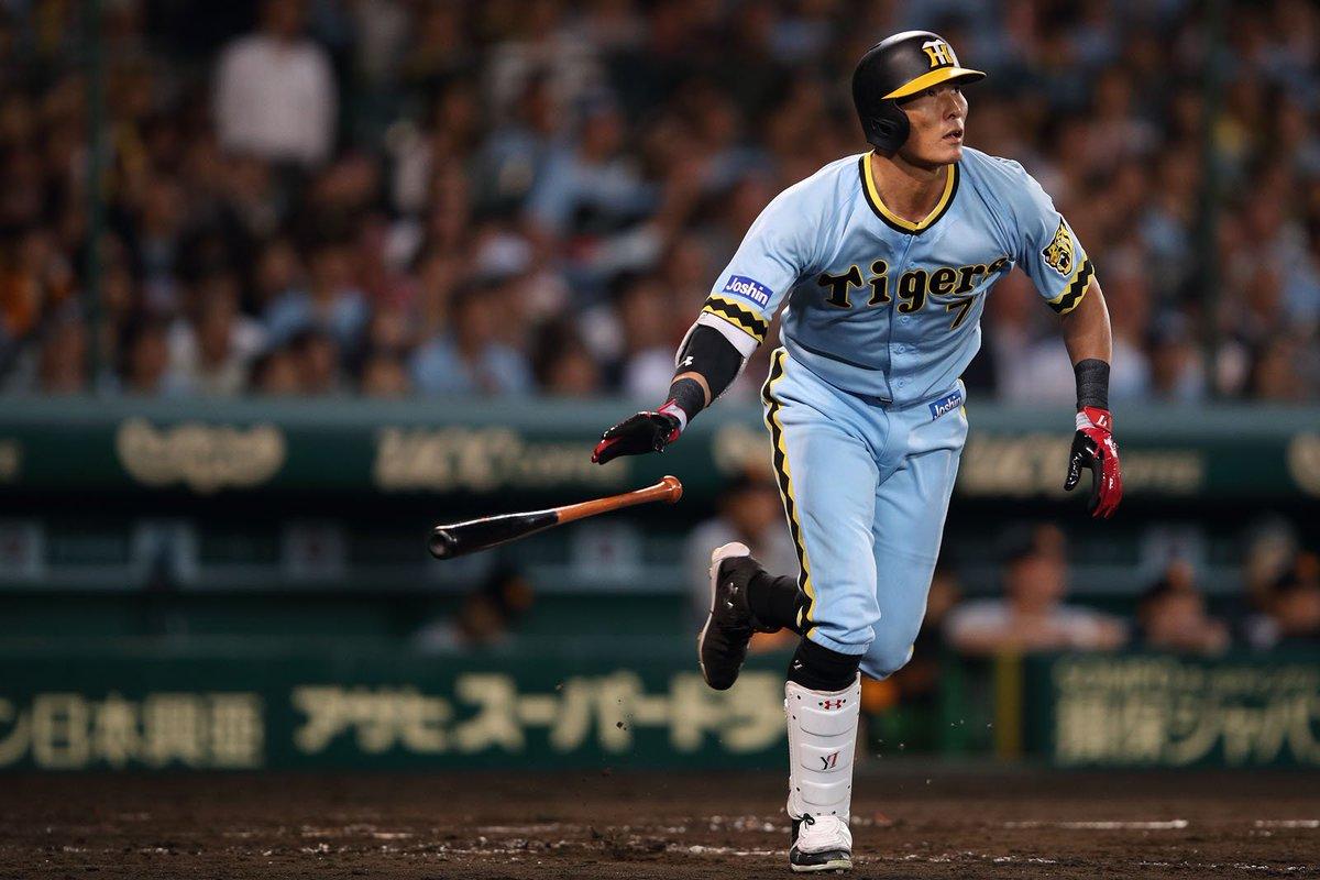 25日(金)、阪神甲子園球場での対読売ジャイアンツ戦において、糸井嘉男選手が公式戦通算150本塁打を達成いしました。 #阪神タイガース #糸井嘉男 選手