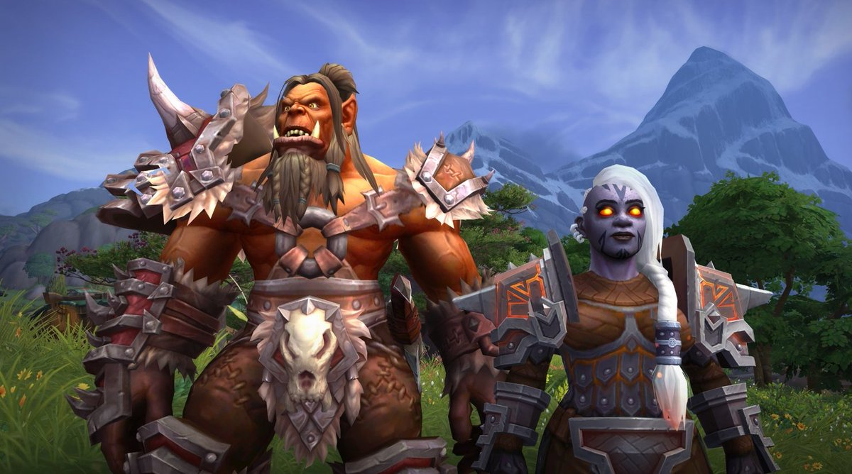 battle for azeroth requisitos