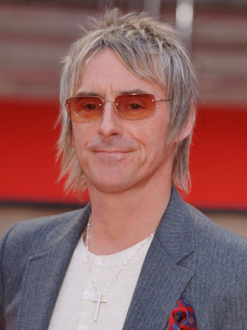 "Happy 60th Birthday John William ""Paul\"" Weller, Jr. (25th May 1958) THE MOD FATHER !"