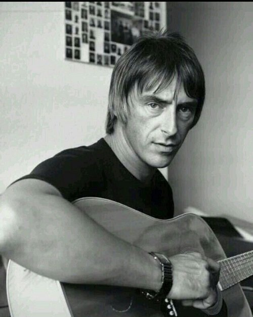"Happy 60th birthday to the one & only ""Paul Weller\"" (The Modfather) \""Legend\"" Have a good one man"