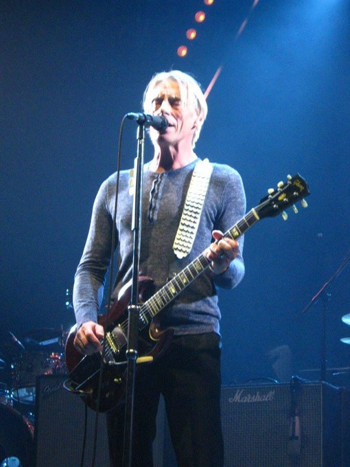 Happy Birthday to Paul Weller Diamond Birthday for a Diamond artist